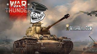 WarThunder Memes #1 Cuando eres el golpe inicial del equipo contrario