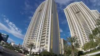 MGM Signature Deluxe Balcony Suite FULL Room Tour