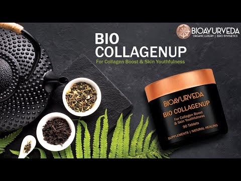 BIO COLLAGENUP TABLET: For Anti-Ageing Detoxification & Rejuvenation