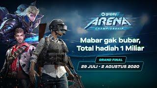 GOPAY ARENA CHAMPIONSHIP 2020