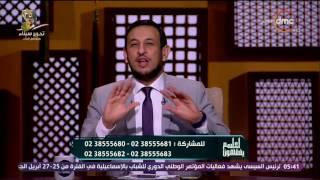 رمضان عبد المعز يشرح