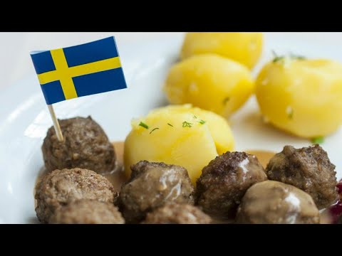 Sweden admits Swedish meatballs are actually from Turkey