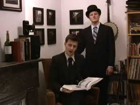 """William Howard Taft"" The Two Man Gentlemen Band"