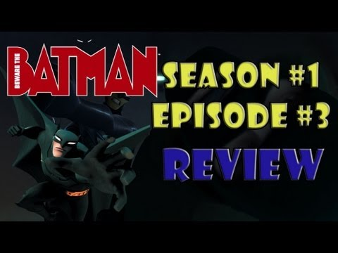 "Beware the Batman S1E3 ""Tests"" Review"