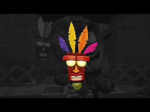 Crash Bandicoot Aku Aku Theme OST [1 hour ver.]