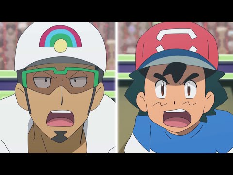 A Battle Of Poison & Steel | Pokémon The Series: Sun & Moon—Ultra Legends | Official Clip