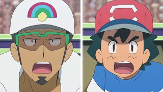 A Battle of Poison & Steel | Pokémon the Series: Sun & Moon-Ultra Legends | Official Clip