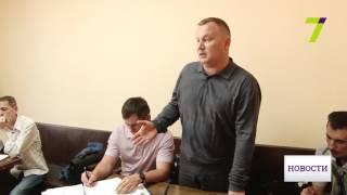 видео Дело Труханова передали в Малиновский суд