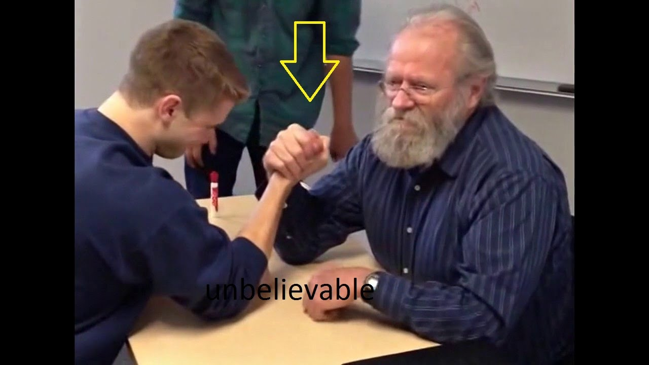 Young Boy Vs 70 Old Men On Arm Wrestling - Youtube-3165