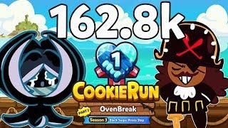 CROB Friendship Run with Newiezz DIAMOND 1 Cookie Run Ovenbreak