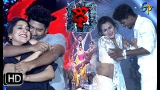 Dhee 10 | 9th August 2017| Full Episode | ETV Telugu
