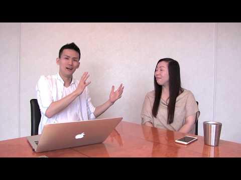 『潜在意識の叡智を人生に取り入れる!』藤原理恵とインタビュアー森嶋の自己紹介動画