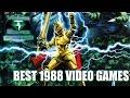 Best 1988 Video Games