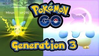 connectYoutube - Alles zum Release der 3. Generation | Pokémon GO Deutsch #504
