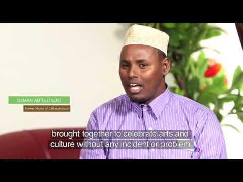 USAID in Somalia: Somalia arts and culture mitigates conflicts