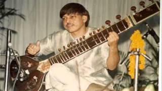 Raag Bhairavi by Pandit Budhaditya Mukherjee with Pandit Anindo Chatterje at Winterthur, Zurich