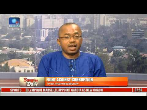 Nigeria's Executive Is More Corrupt Than Any Other Arm Of Government - Legal Practitioner Pt 2