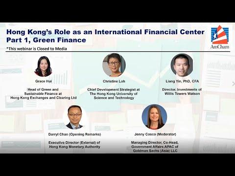Hong Kong's Role