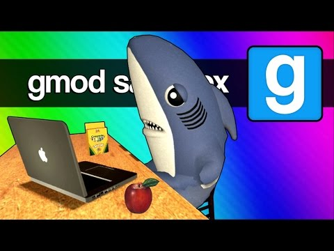 Thumbnail: Gmod Sandbox Funny Moments - School Edition! (Garry's Mod)