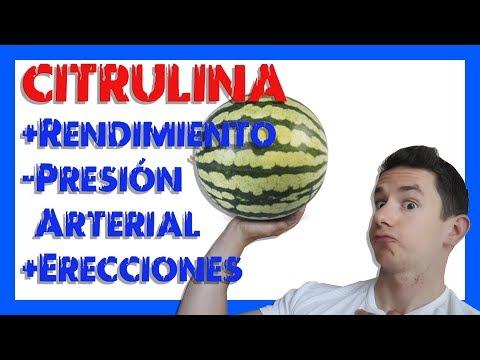 citrulina disfunción eréctil ncbit