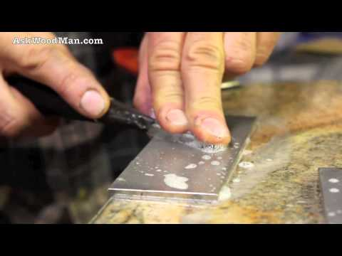 How To Use DMT Diamond Stones • Complete Sharpening Series Video 10