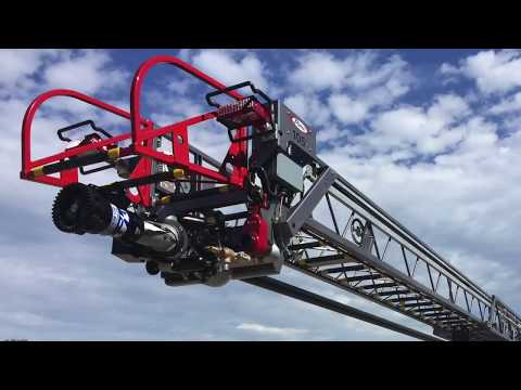 Ladder Testing: Odessa Fire Rescue's 105' Velocity Heavy Duty Ladder