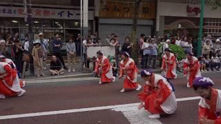 2019/6/2平塚市見附台広場/スターモール商店街 メンバーは静岡、山梨からの参加です.