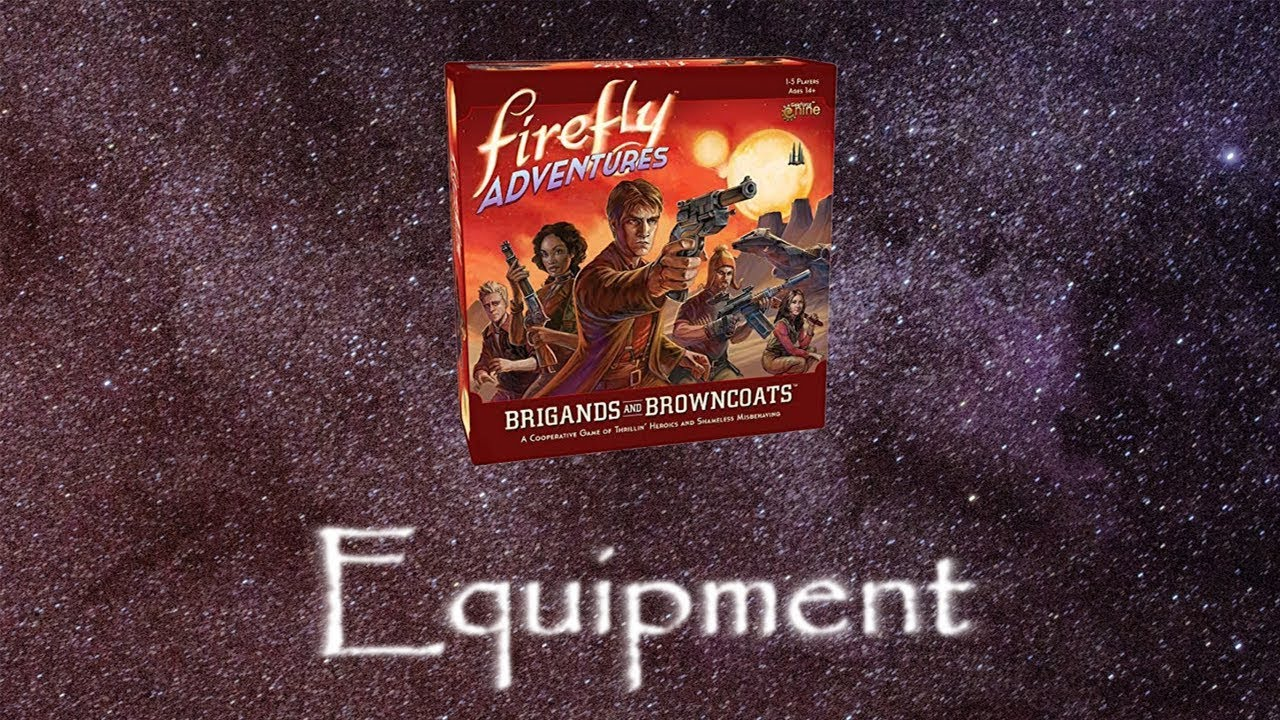 Firefly Adventures Respectable Folk Crew Expansion