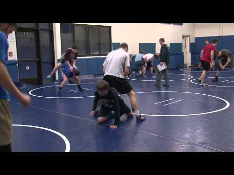 Brainerd High School Wrestling Team - Lakeland News Sports - December 18, 2013