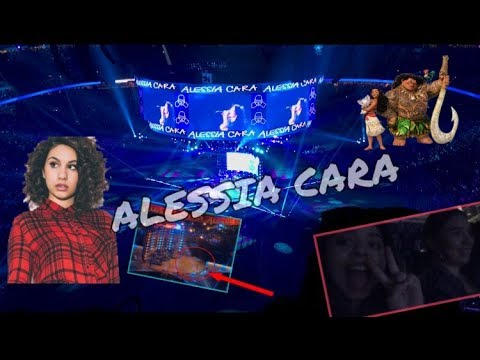 WE WENT TO SEE ALESSIA CARA! | HOUSTON RODEO DAY 1