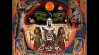 Esfinge de Gizeh - Horus el Dios Halcón