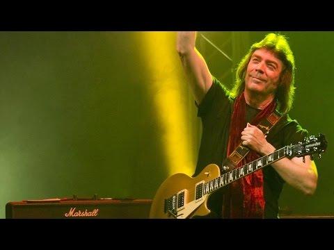 STEVE HACKETT on Australian Tour, 'The Night Siren', Future Of Guitar Music & Power Of Music (2017)