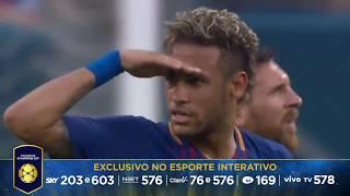 Dribles, categoria e GOLAÇO! Neymar brilhou contra a Juventus