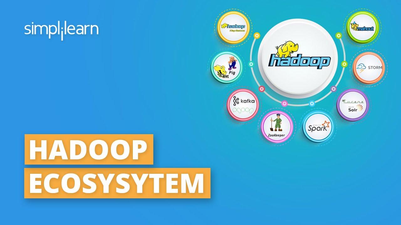 Hadoop Ecosystem Explained   Hadoop Ecosystem Architecture And Components