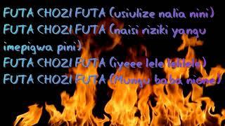 BAHATI X MBOSSO - FUTA (OFFICIAL LYRICS VIDEO)