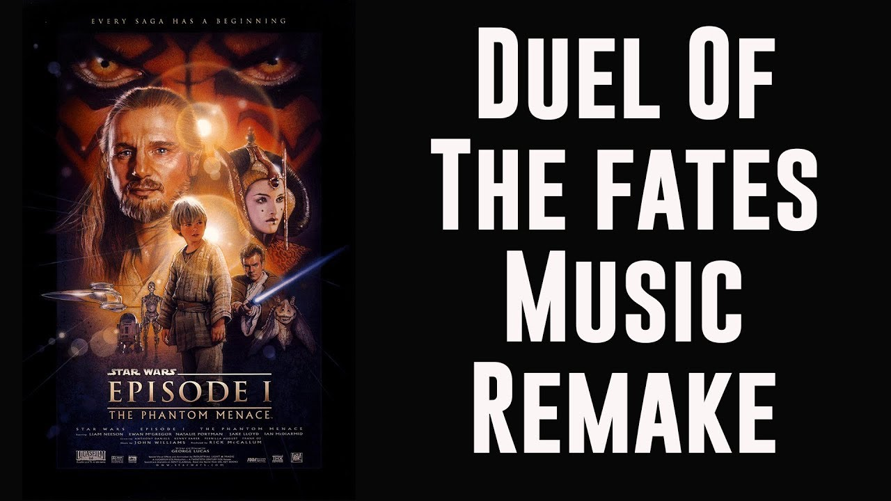 duel of the fates  star wars soundtrack remake  bahasa