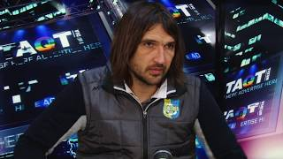 Dan Alexa dupa Gaz Dunarea 0-0 | novatv.ro