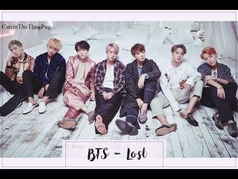 BTS - Lost [ 1 Hour ]