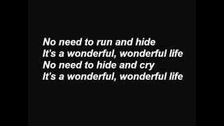 Wonderful life - Seeed Lyrics