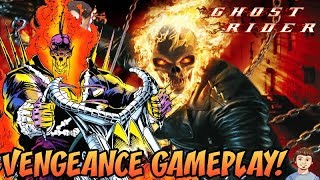 Ghost Rider - VENGEANCE GAMEPLAY!