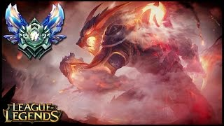 ► WARWICK REWORK vs HECARIM JUNGLA [GUIA S7 en ESPAÑOL] - League of Legends