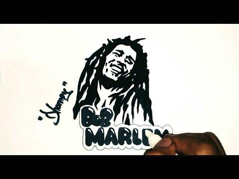 Mural Bob Marley Youtube