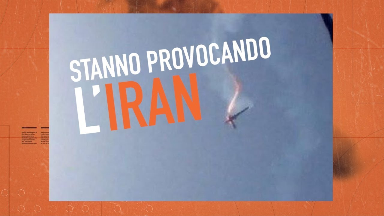 PTV News - No comment - 20.06.19 - Stanno provocando l'Iran