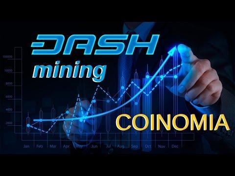 Облачный майнинг криптовалюты Dash (DASH)