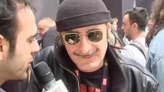 TONINO CAROTONE - Intervista Ingestibile