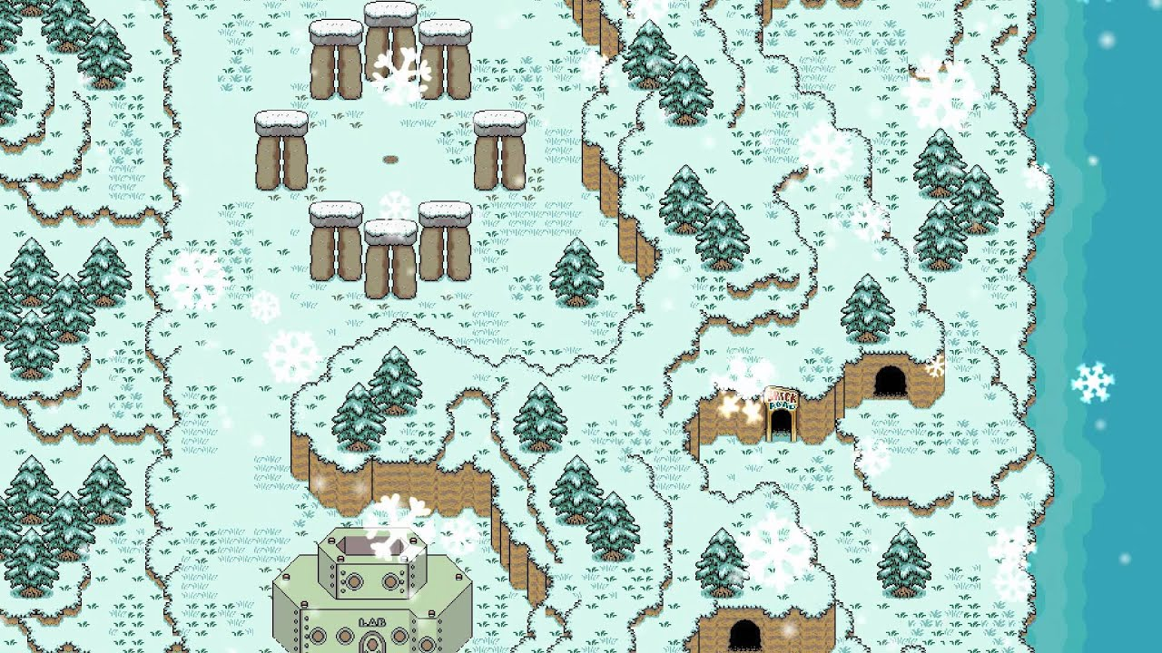 earthbound how to get to the hideout
