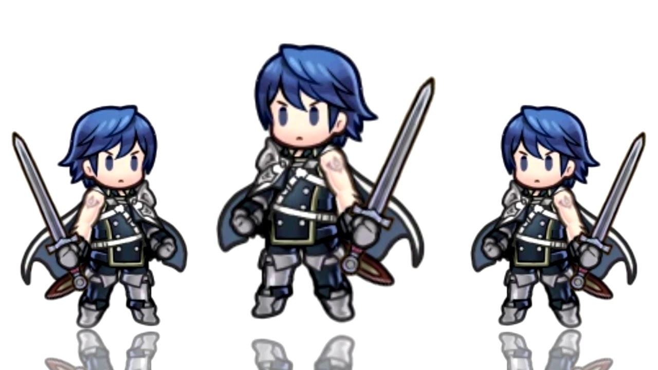 Adventures with Chrom at the Frigid Sea