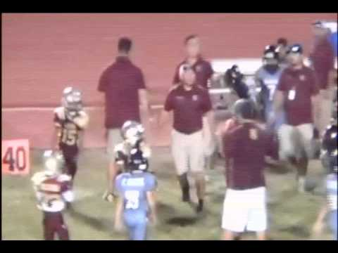 "Caught On Tape: Youth Football Coach Pleads ""no Contest"" To Assaulting Child Player"