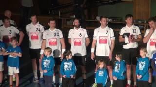 Benefizspiel Handball Allstars-TSV Birkenau 07.01.2017