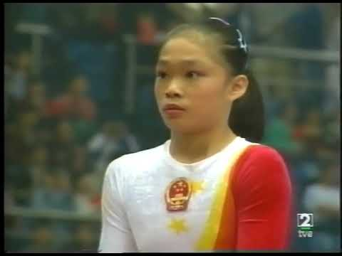1999 World Gymnastics Championships - Women's Qualifying, Session 7 (Spanish TV)